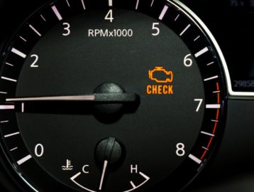 check engine